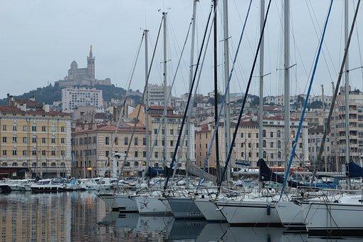 Waters, Panfilo, Sailing Boat, Sea, Jetty, Porto