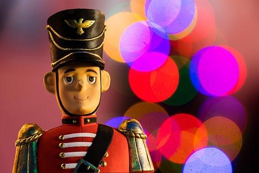 Christmas, Lights, Balls, Lighting, Light, Advent