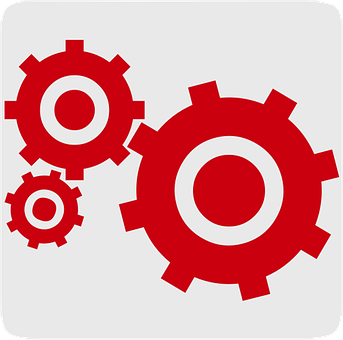 Technical, Machine, Assistance, Tag, Icon, Logo