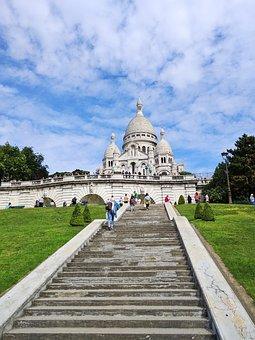Paris, Heritage, Monument, Basilica, France