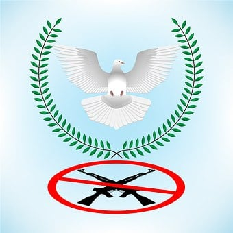 Peace Bird, No War, Freedom, Peace, War, Bird, Symbol