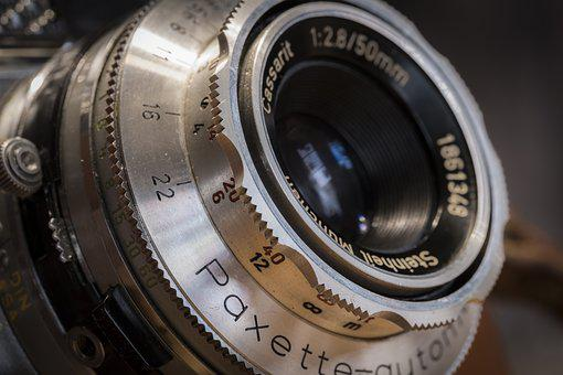 Lens, Photography, Photograph, Analog, Analog Camera
