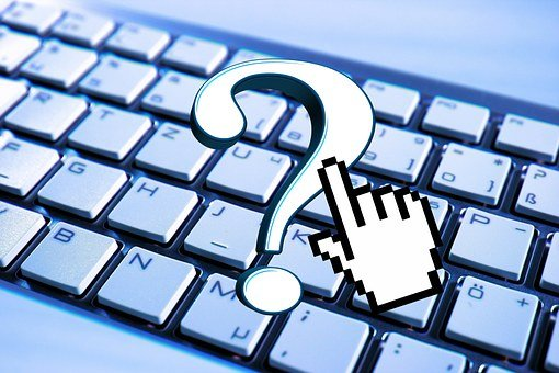 Keyboard, Question, Help, Support, Info, Question Mark