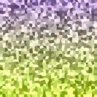 Irregular, Rectangle, Square, Mosaic, Polygonal