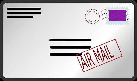 Mail, Envelope, Stamp, Addressed, Letter, Communication