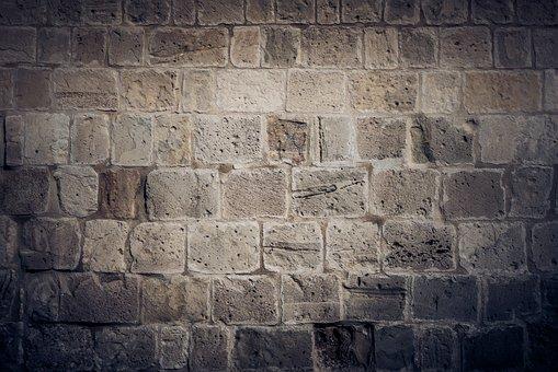 Brick, Building, Copyspace, Texture, Background