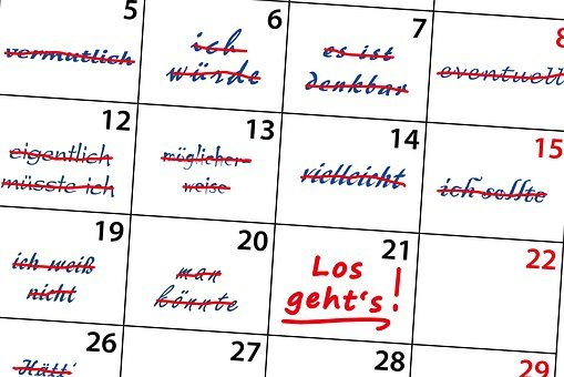 Calendar, Indecision, Maybe, Possibly, Doubt, Undecided