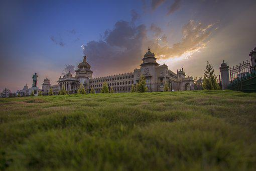 Architecture, Travel, Outdoors, Sky, Ancient, Vidhan