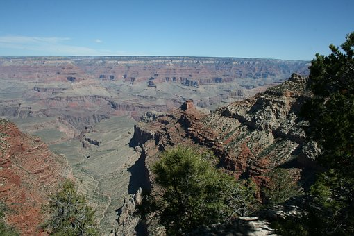 Arizona, Grand Canyon, Horizon