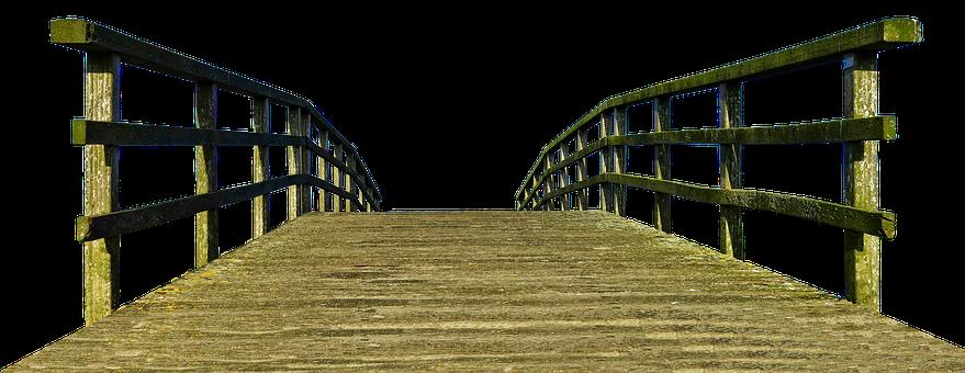Web, Wood, Bridge, Away, Boardwalk, Wooden Bridge