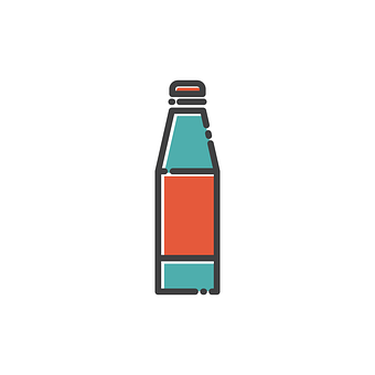 Bottle, Icon, Silhouette, Wine, Beer, Drawing, Black