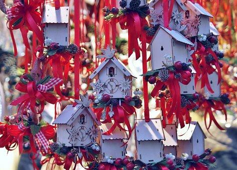 Christmas Decorations, Christmas Ornaments, Christmas