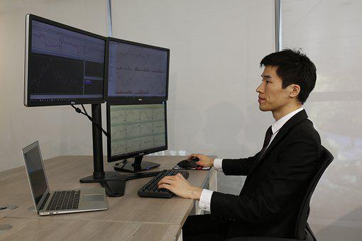 Computer, Office, Commercial, Laptop