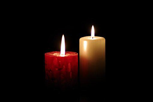 Candles, Fire, The Flame, Dark, To Clear, Memory