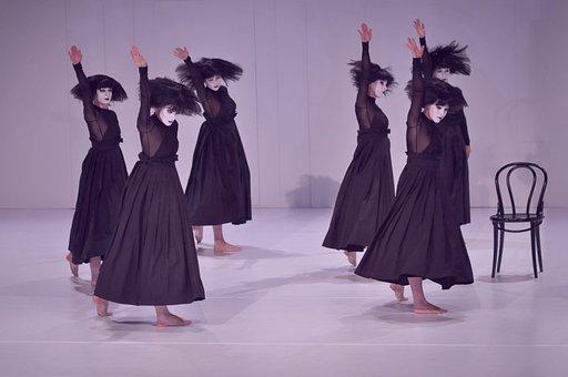 Dance, Hair, Ballerina, Girl, Woman, Young, Ballet