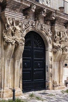 Lecce, City, Italy, Historical Centre, In Salento