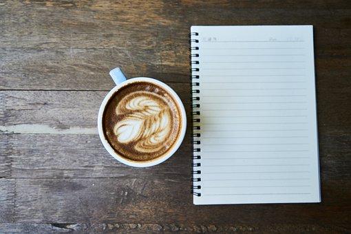 Coffee, Latte, Morning, Photo, Good Morning, Brown