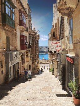 Valletta, Malta, Valletta2018, Maltese Islands, Maltese