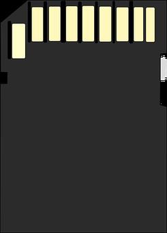 Memory Card, Data Bearer, Flash Memory