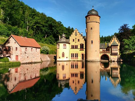 Architecture, Old, Travel, Waters, Building