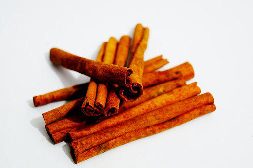 Cinnamon, Food, Product Shot, Fresh, Organic