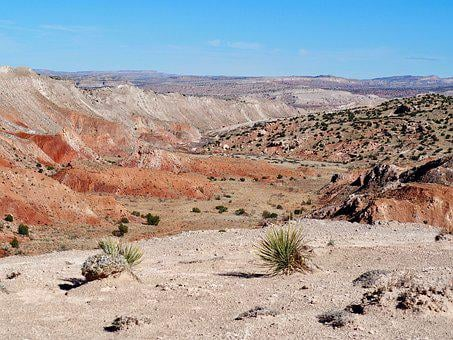 Desert, New Mexico, Southwest, Nature, Outdoors