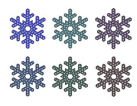 Snowflake, Snow, Winter, Symbol, Decoration, Pattern