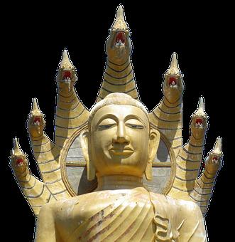 Buddha, Temple, Wat, Statue, Meditation, Religion