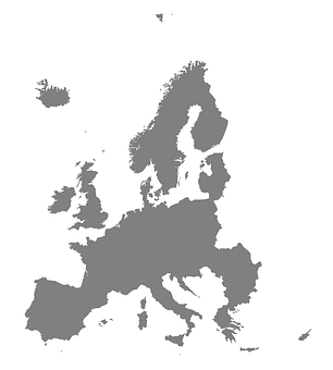 Map, Europe, World, Earth, Continent, Europe Map, Globe