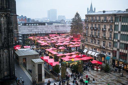 Christmas, Christmas Market, Advent Market, Advent