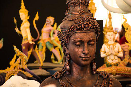 Buddhism, Dynasty, Measure, Thailand, Art, Architecture