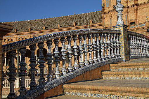 Balustrade, Bridge, Handrail, Architecture, Walkway