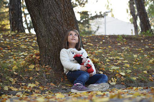 Autumn, Child, Baby, The Innocence, Spirited Child