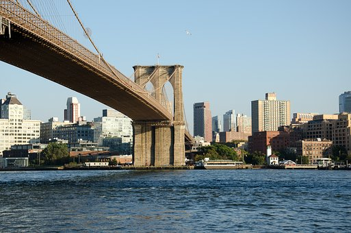 Architecture, City, Waters, Travel, Urban Landscape