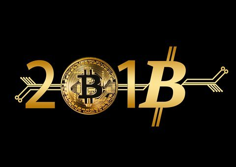 Bitcoin, New Year's Day, Coin, Money, Electronic Money