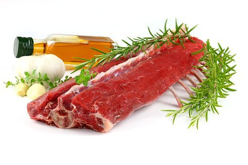 Lamb, Meat, Rack Of Lamb, Food, Passover, Feasting, Eat