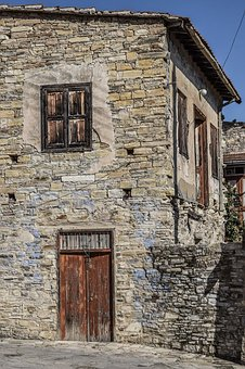 Old, House, Wall, Architecture, Traditional, Abandoned