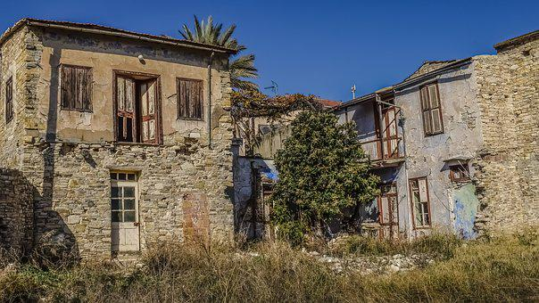 Architecture, Houses, Old, Building, Exterior, Facade