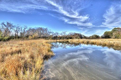 Hunting Creek Point, Water Access, Pier, Creek