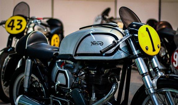 Motorbike, Vehicle, Transport, Transportation