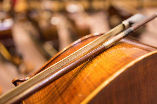 Wood, Instrument, Classic, Indoors, Old, Cello, Vintage