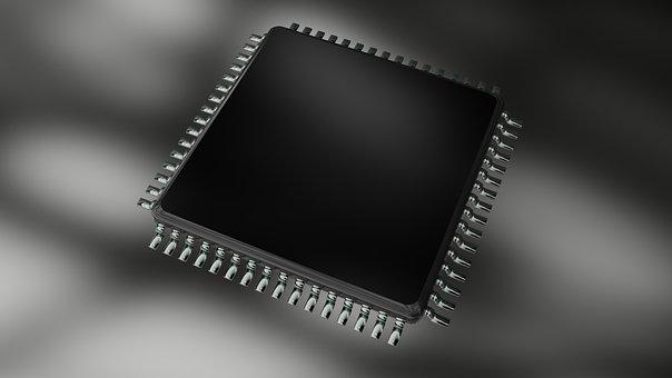Cpu, Electronics, Processor, Chip, Background