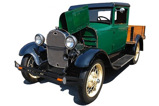 Vintage Truck, Pickup Truck, Nostalgia, Retro, Restored