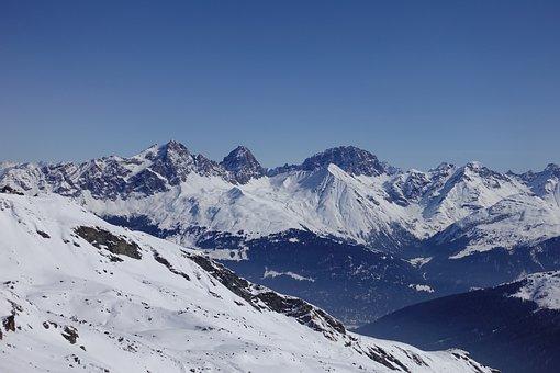 Ski Area, Pizol, Savognin, Piz, Tinzenhorn