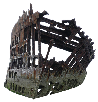 Wreck, Ship, Old, Boot, Stainless, Stranded, Ship Wreck