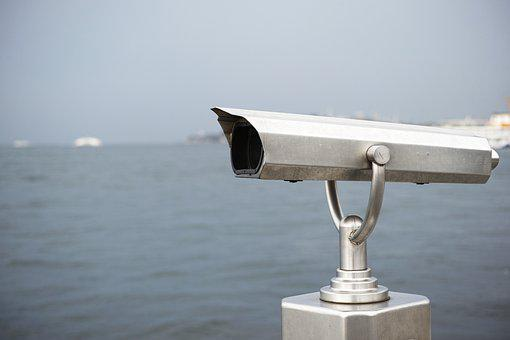 Binoculars, Daniel, Look, Remote, Close, Lens, Travel