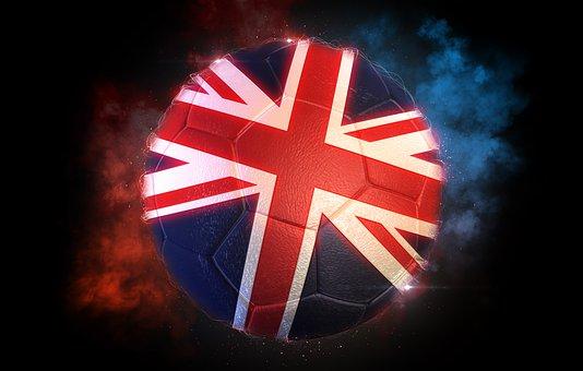 Soccer, Ball, Sport, Flag, Football, Soccer Ball
