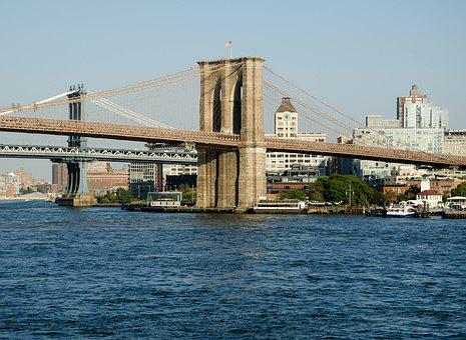 Waters, Bridge, Architecture, Travel, River, Landmark