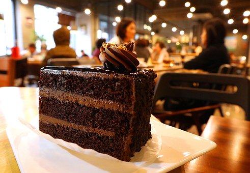 Restaurant, Cake, Food, Coffee, Dessert, Bakery