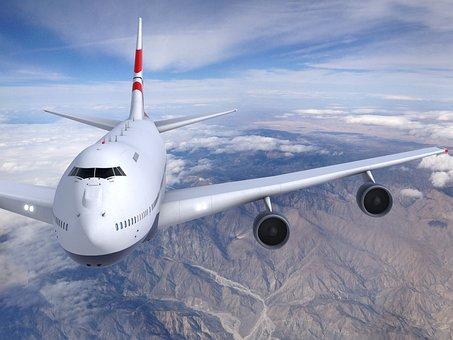 Plane, Aircraft, Aviation, Transport, Travel, Flight